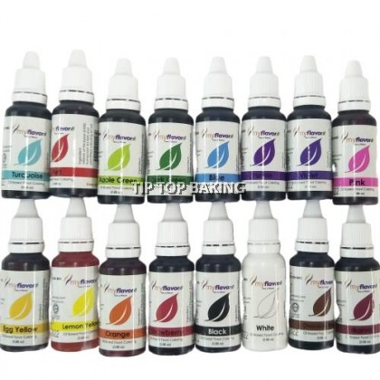 Myediblecolor Oil Soluble Sets