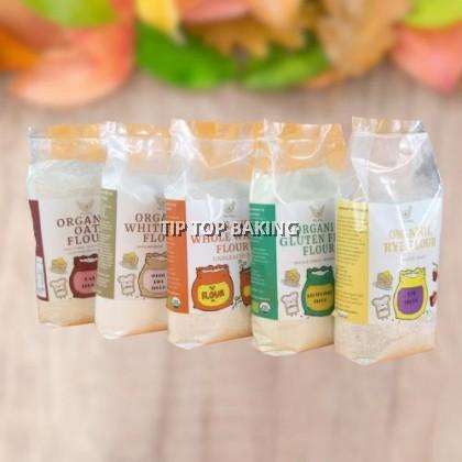 Ceg Organic Rye Flour 500G